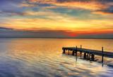 lago de colores