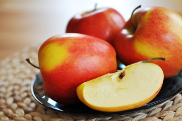 Rohkost, Apfel