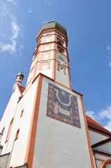 Andechs monastery near to Munich, Germany