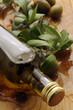Olio d oliva con bacche di ginepro