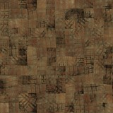 grunge patchwork seamless texture poster