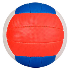 Ball with colorful stripes