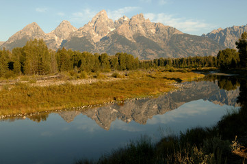 Grand Teton In All Its Glory