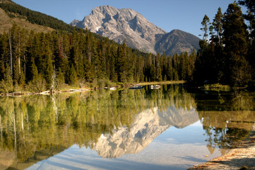 Serenity Of Grand Teton