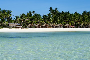 Philippines, Bantayan -  White sugar beach nb. 8