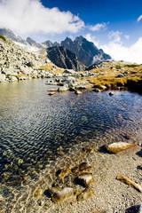 Zbojnicke Tarn, Vysoke Tatry (High Tatras), Slovakia