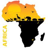 Fototapety africa