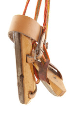 Old Dutch skates