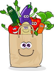 Compra la verdura!
