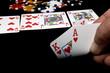 In game poker