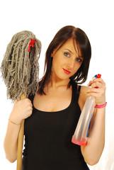 Ai lavori domestici