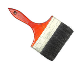 Old six inch paint brush