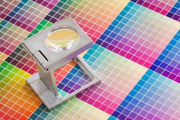 Farben kontrollieren