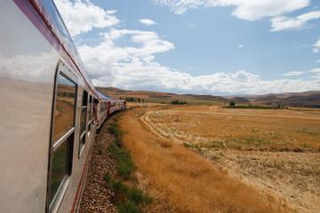 Between Ankara to Kaysery, Turkey