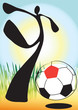 roleta: football shadow man