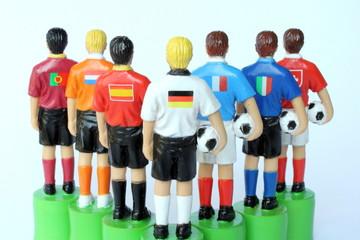 Nationalmannschaften Europa