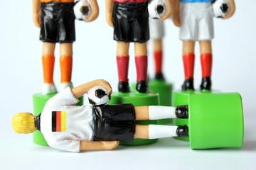 Niederlage Deutschland