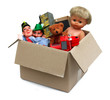 Caisse d'objets - Box of junks - 23175137
