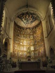 Retablo Mayor de la Catedral Vieja de Salamanca