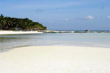 Philippines, Bantayan -  White sugar beach nb.18