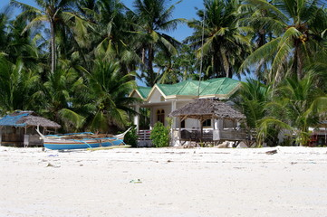 Philippines, Bantayan -  White sugar beach nb.19