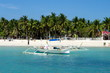 Philippines, Bantayan -  White sugar beach nb.26