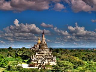 Myanmar, Bagan - Shwesandaw Pagoda nb.1