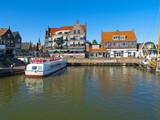 Volendam Pier poster