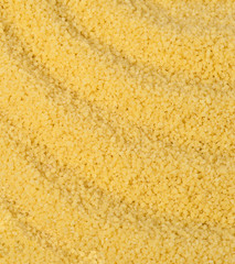 Cuscus, millet grain, background