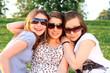Teens im Sommer