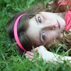 Rêverie de printemps (fille 10 ans) #2