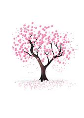 the Oriental cherry