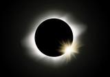Fototapety Sun eclipse