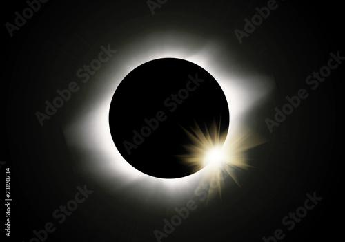 Sun eclipse - 23190734