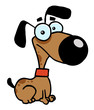 Dog Cartoon Charactrer