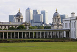 National Maritime Museum from Greenwich poster
