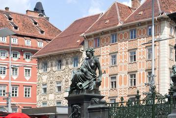 Graz, Luegg
