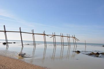 Le littoral charentais Apres le passage de Xynthia