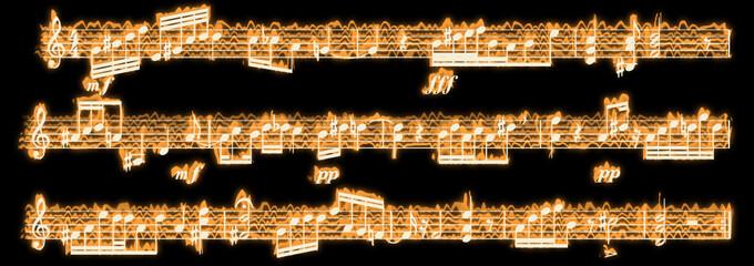 music fire