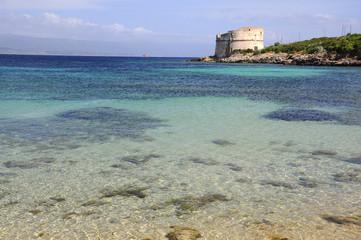 torre lazzareto - alghero