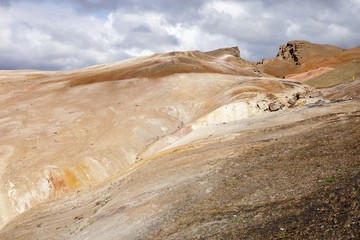 Hverfjall - Iceland