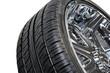 Leinwanddruck Bild - Reifen + Alufelge