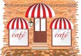 cafe showcase poster