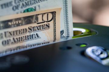 Money in Shredder