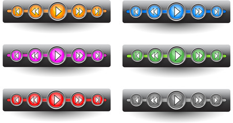 Media player navigation
