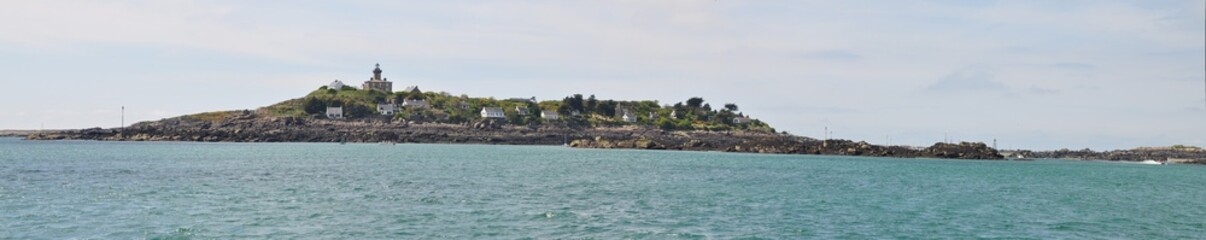 Panorama des Iles Chausey