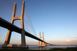 Ponte Vasco da Gama in Lisboa (Portugal)