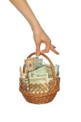 basket of currencies