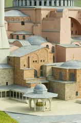 Hagia Sofia closeup