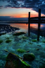 Green Rocks and Groynes